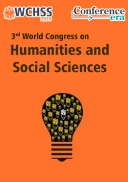 3rd World Congress on Humanities and Social Sciences