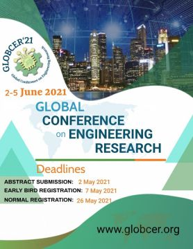 Global Conference on Engineering Research (GLOBCER
